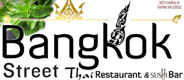 Bangkok Street Thai Restaurant Fairfax Va 22031